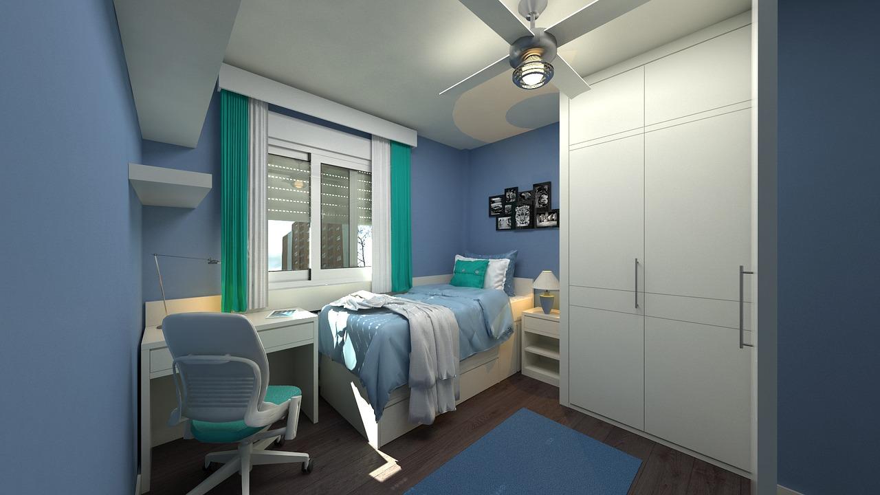 Quelques idées d'aménagement pour une une chambre d'ado
